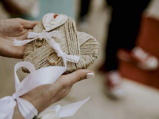 Il matrimonio di Joey e Erika a Lecce, Lecce 17