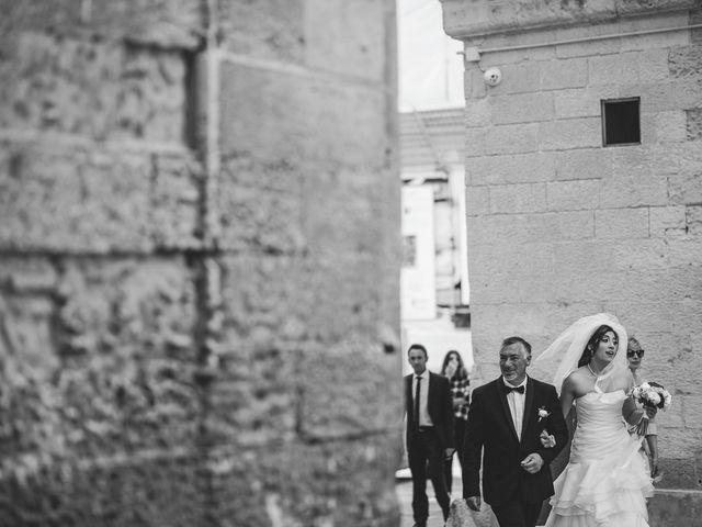 Il matrimonio di Joey e Erika a Lecce, Lecce 18