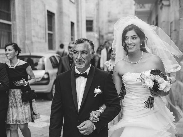 Il matrimonio di Joey e Erika a Lecce, Lecce 20
