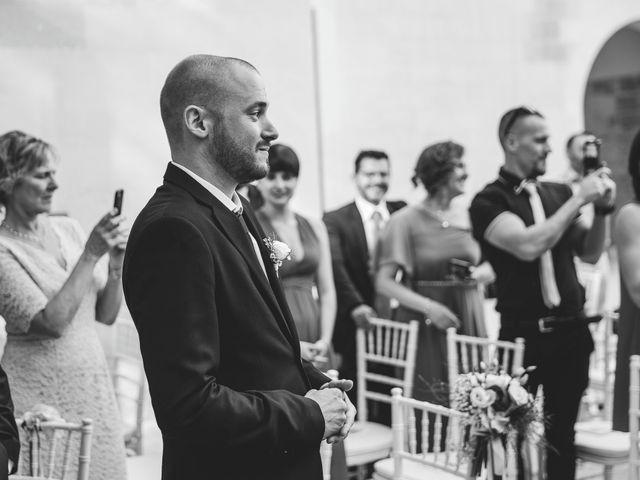 Il matrimonio di Joey e Erika a Lecce, Lecce 21