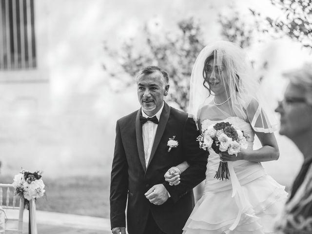 Il matrimonio di Joey e Erika a Lecce, Lecce 22