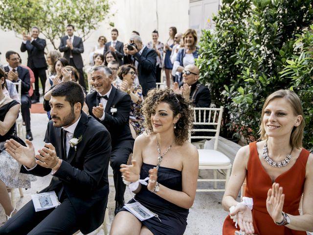 Il matrimonio di Joey e Erika a Lecce, Lecce 25
