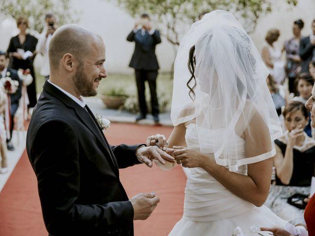 Il matrimonio di Joey e Erika a Lecce, Lecce 27