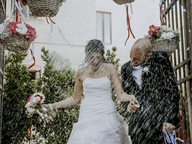 Il matrimonio di Joey e Erika a Lecce, Lecce 32