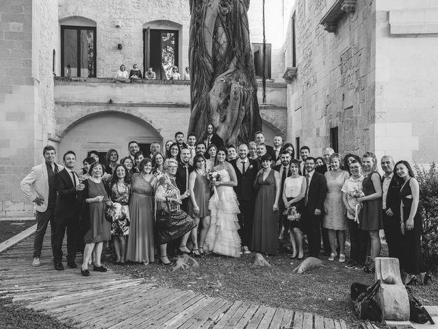 Il matrimonio di Joey e Erika a Lecce, Lecce 35