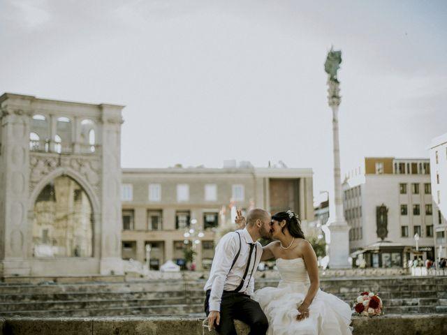 Il matrimonio di Joey e Erika a Lecce, Lecce 44