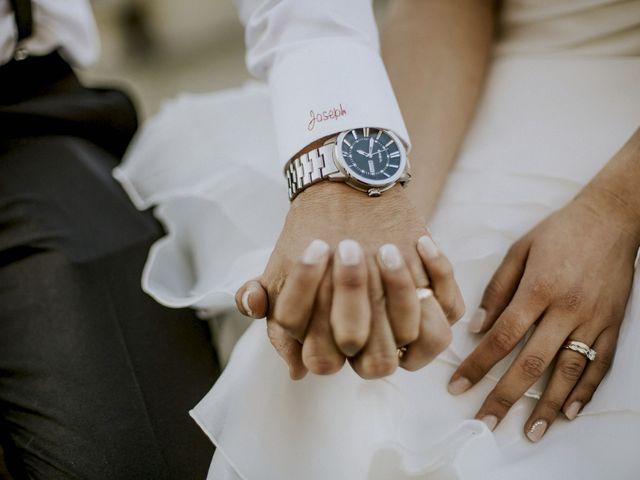 Il matrimonio di Joey e Erika a Lecce, Lecce 46