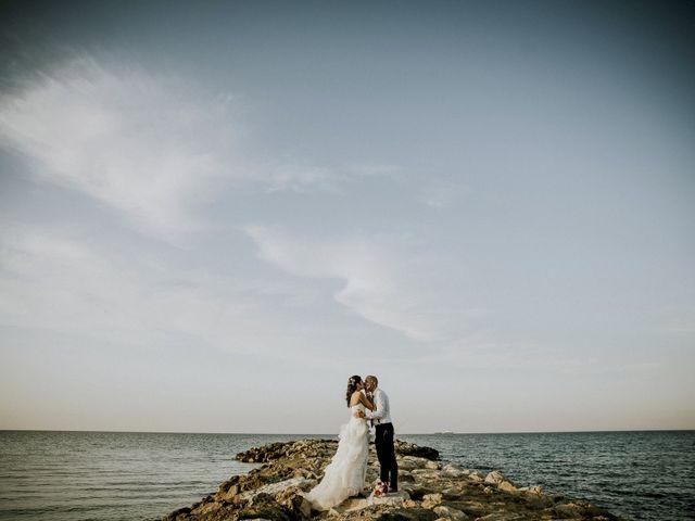 Il matrimonio di Joey e Erika a Lecce, Lecce 48