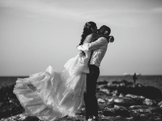 Il matrimonio di Joey e Erika a Lecce, Lecce 49