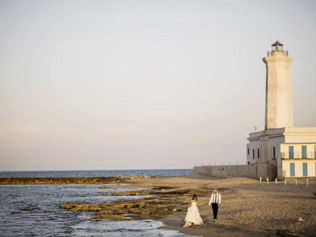 Il matrimonio di Joey e Erika a Lecce, Lecce 52