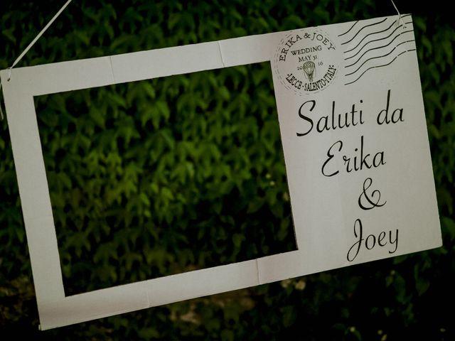 Il matrimonio di Joey e Erika a Lecce, Lecce 53