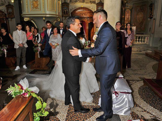 Il matrimonio di Daniele e Roberta a Santhià, Vercelli 13