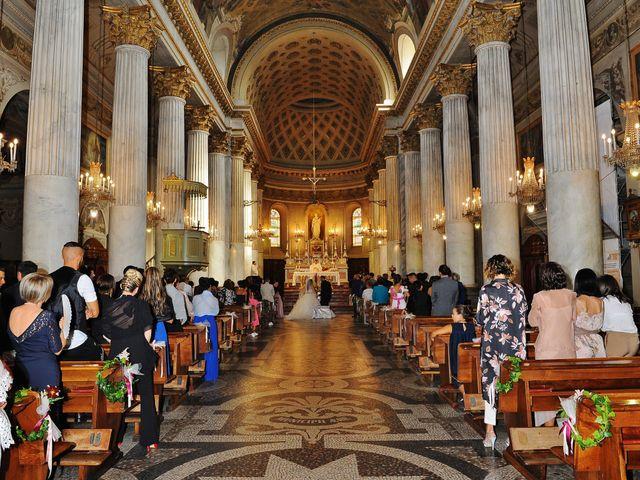 Il matrimonio di Daniele e Roberta a Santhià, Vercelli 14