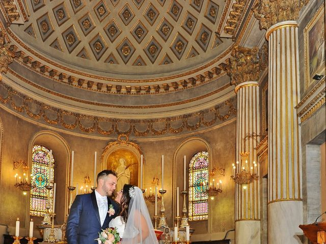 Il matrimonio di Daniele e Roberta a Santhià, Vercelli 16