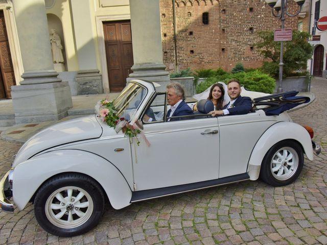 Il matrimonio di Daniele e Roberta a Santhià, Vercelli 17