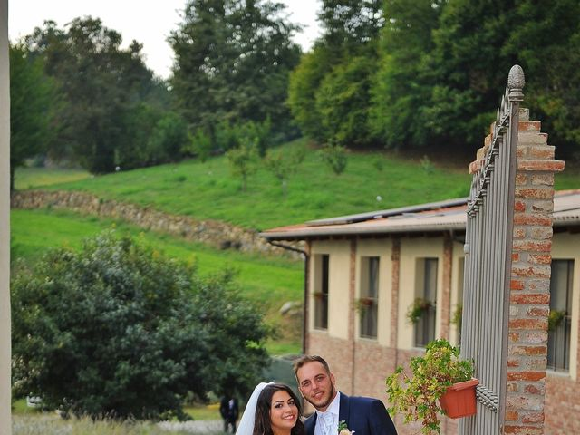 Il matrimonio di Daniele e Roberta a Santhià, Vercelli 20