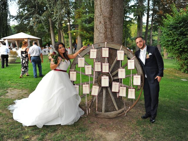 Il matrimonio di Daniele e Roberta a Santhià, Vercelli 21