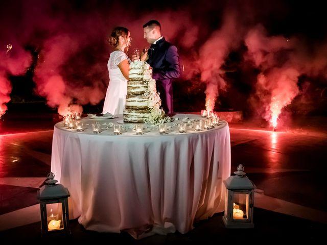Le nozze di Alessia e Piero