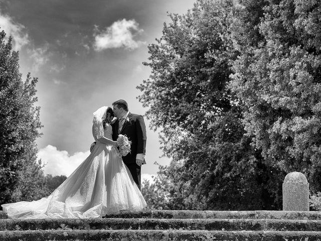 Le nozze di Filomena e Paul