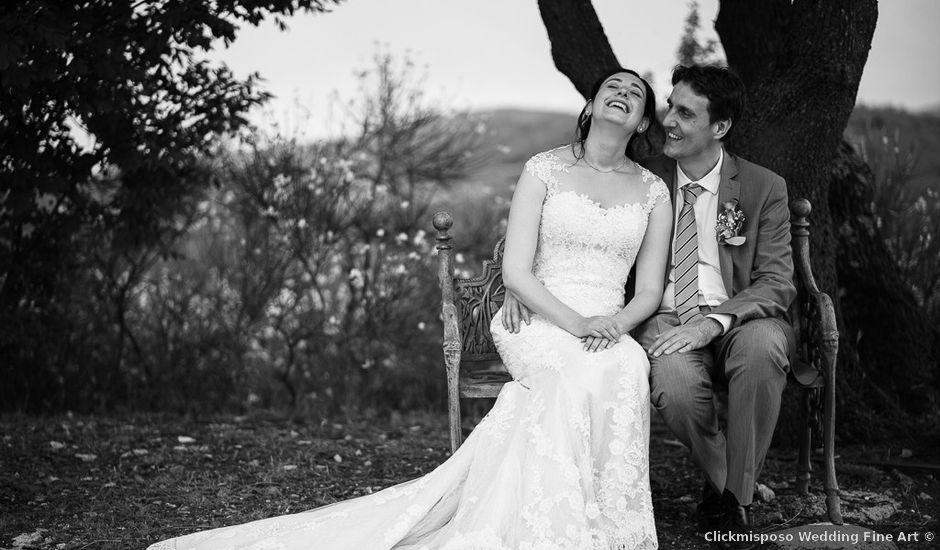 Il matrimonio di Denis e Maria a Quattro Castella, Reggio Emilia