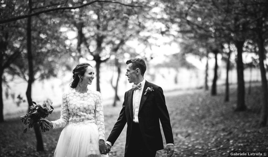 Il matrimonio di Fabio e Anna Clara a Lu, Alessandria