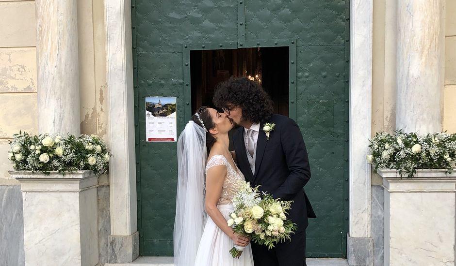 Il matrimonio di Riccardo Mauri e Giulia Sajni a Santa Margherita Ligure, Genova