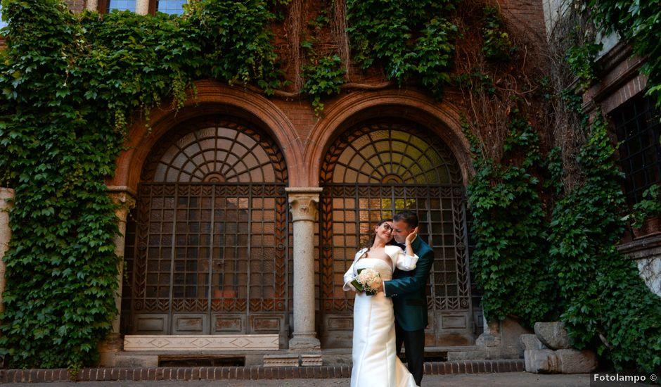 Il matrimonio di Raf e Anna a Garlasco, Pavia