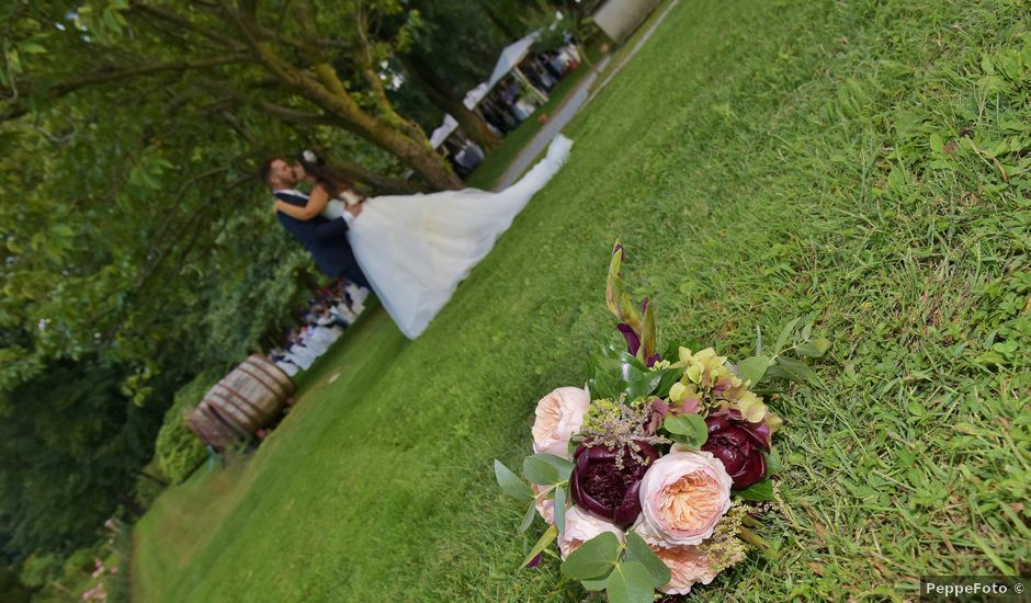 Il matrimonio di Daniele e Roberta a Santhià, Vercelli