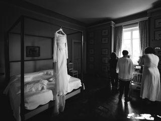 Le nozze di Tiziana e Giuseppe 1