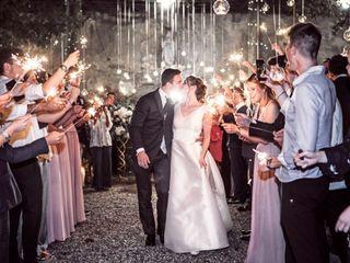 Le nozze di Sofia e Tom
