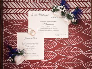 Le nozze di Elisa e Franco 1