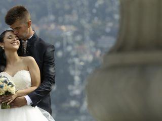 Le nozze di Madalina e Mattia