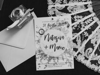 Le nozze di Marco e Natascia 2