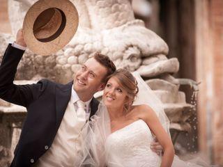Le nozze di Graziano e Melissa