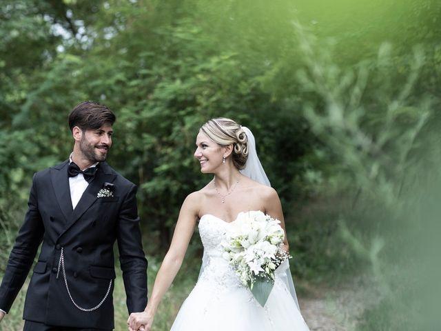 le nozze di Giusy e Salva