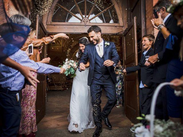 Le nozze di Paola e Simone