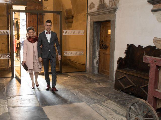 Il matrimonio di Stefano e Sara a Bormio, Sondrio 18