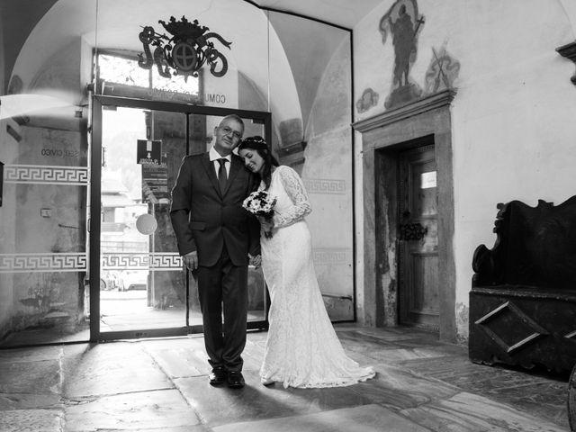 Il matrimonio di Stefano e Sara a Bormio, Sondrio 22