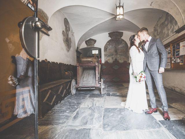 Il matrimonio di Stefano e Sara a Bormio, Sondrio 25