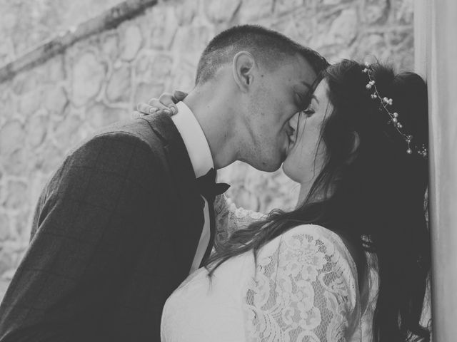 Il matrimonio di Stefano e Sara a Bormio, Sondrio 27