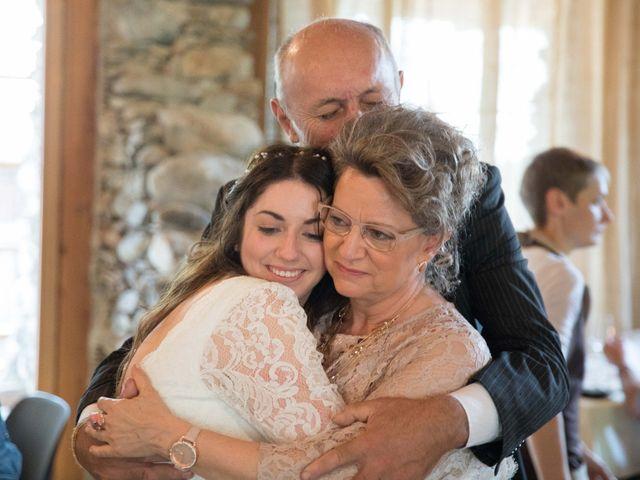 Il matrimonio di Stefano e Sara a Bormio, Sondrio 33