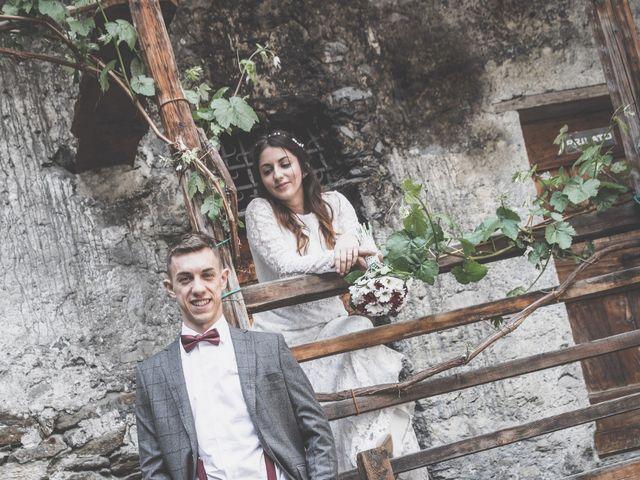 Il matrimonio di Stefano e Sara a Bormio, Sondrio 34