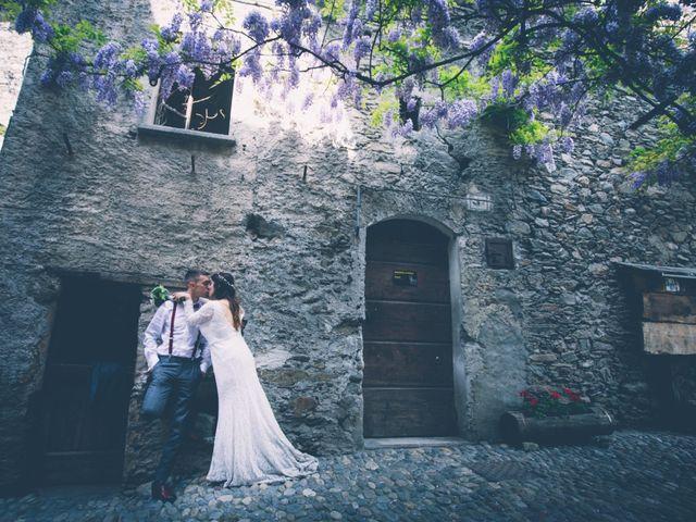 Il matrimonio di Stefano e Sara a Bormio, Sondrio 37