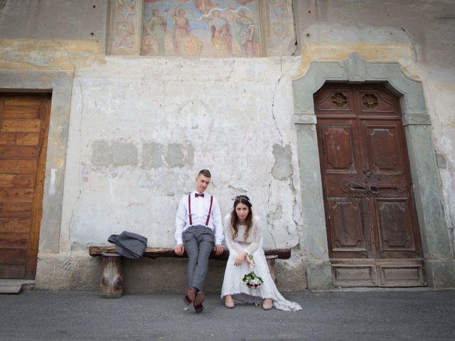 Il matrimonio di Stefano e Sara a Bormio, Sondrio 38