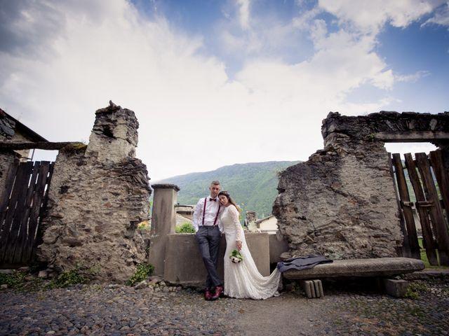 Il matrimonio di Stefano e Sara a Bormio, Sondrio 39