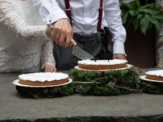 Il matrimonio di Stefano e Sara a Bormio, Sondrio 44