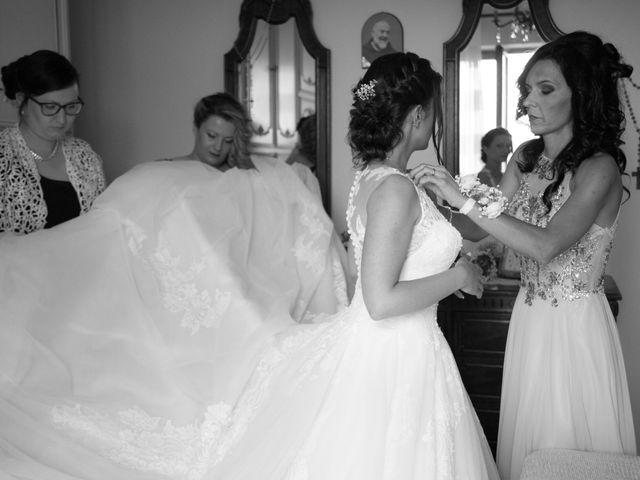 Il matrimonio di Tommaso e Alice a Orsogna, Chieti 25