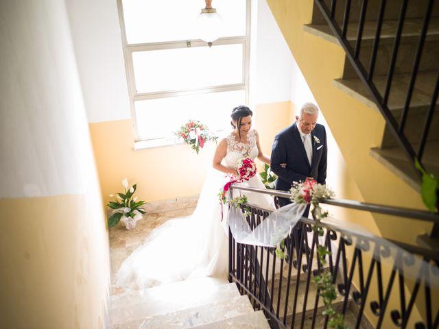 Il matrimonio di Tommaso e Alice a Orsogna, Chieti 32