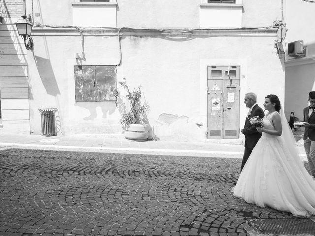 Il matrimonio di Tommaso e Alice a Orsogna, Chieti 35