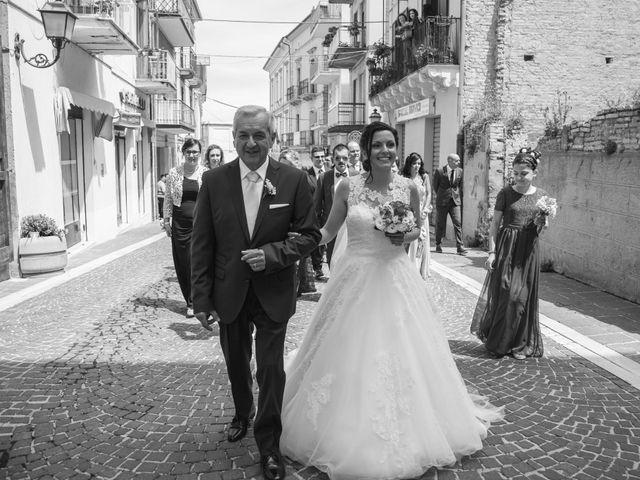 Il matrimonio di Tommaso e Alice a Orsogna, Chieti 36